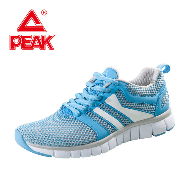 PEAK SPORT Women  Running Shoes  For Women Breathable Sneakers Mesh Super Light Sports Shoes Athletic Jogging Running-shoes