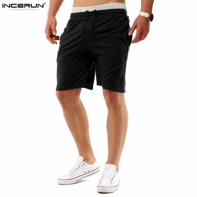 New Summer Mens Masculino Shorts Men's Workout Sports Shorts