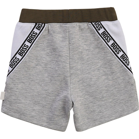 Hugo Boss Toddler Sweat Shorts with Logo