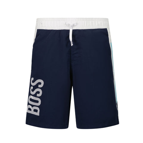 Hugo Boss Boys Surfer Swim Shorts