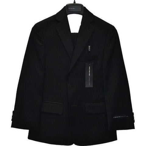 Marc New York Boys Classic Skinny Black Suit Suits (Boys) Marc New York Black 12S