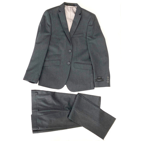 Marc New York Boys Classic Skinny Grey Suit W0015 Suits (Boys) Marc New York