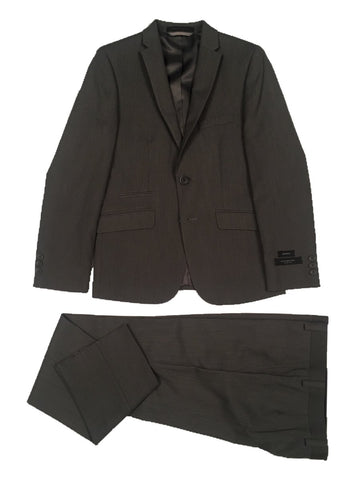 Marc New York Boys Skinny Black Suit W0304 Suits (Boys) Marc New York