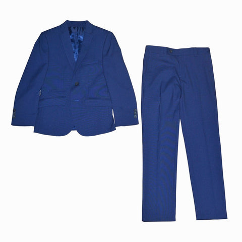 Marc New York Boys Skinny Blue Suit W0324 Suits (Boys) Marc New York