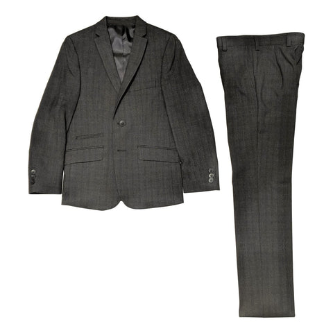 Marc New York Boys Skinny Charcoal Suit W0373 Suits (Boys) Marc New York