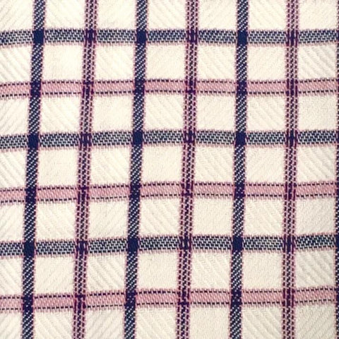 Andrew Marc Boys Skinny Check Pink/Blue Shirt S0055 Dress Shirts Marc NY Andrew Marc