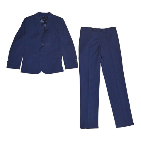 Andrew Marc Boys Skinny Navy Suit W0335 Suits (Boys) Marc NY Andrew Marc