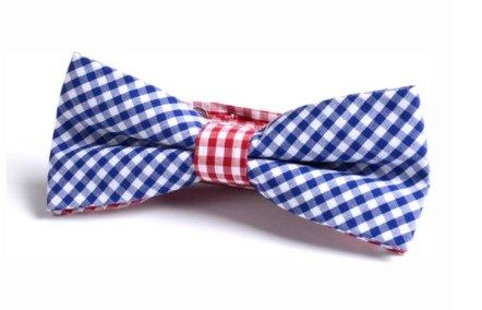 Appaman Bowtie K6BOW Ties Appaman 076 Gingham 1 Size