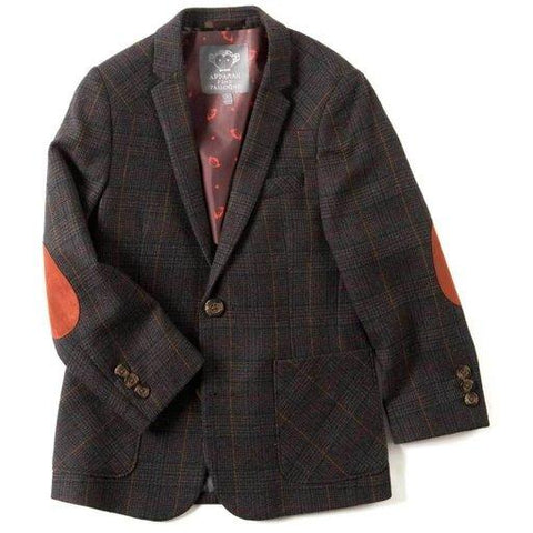 Appaman Plaid Blazer Q8PRC-HP Sports Jackets Appaman Hartwist 7