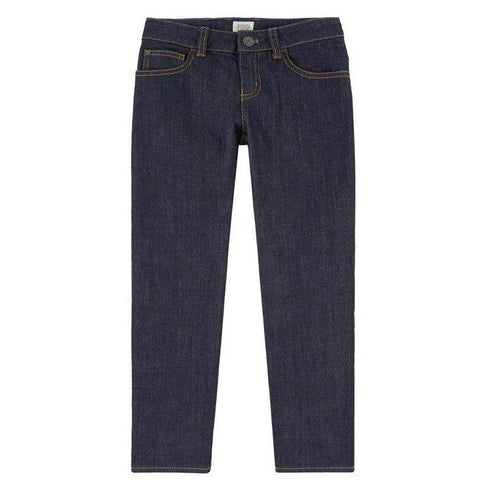 Armani Junior 5 Pocket Denim Jean 172 6Y4J02 Denim Armani