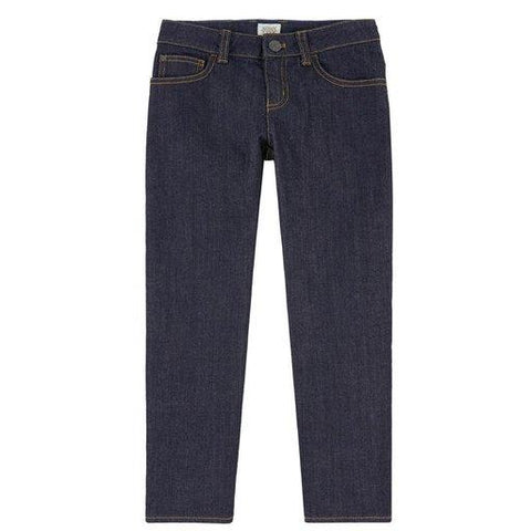 Armani Junior 5 Pocket Denim Jean 172 6Y4J02 Denim Armani Denim 12R