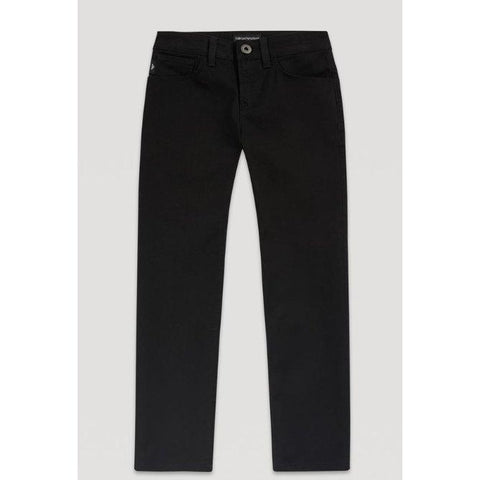 Emporio Armani Boys 5 Pocket Pant 182 Cotton Pants Emporio Armani