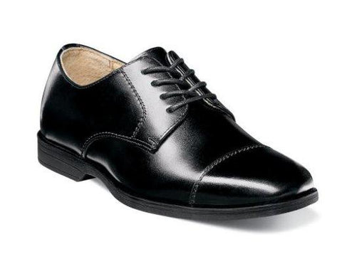 Florsheim Kid's Shoe Reveal Cap Toe Footwear - Youth - Non Designer Florsheim