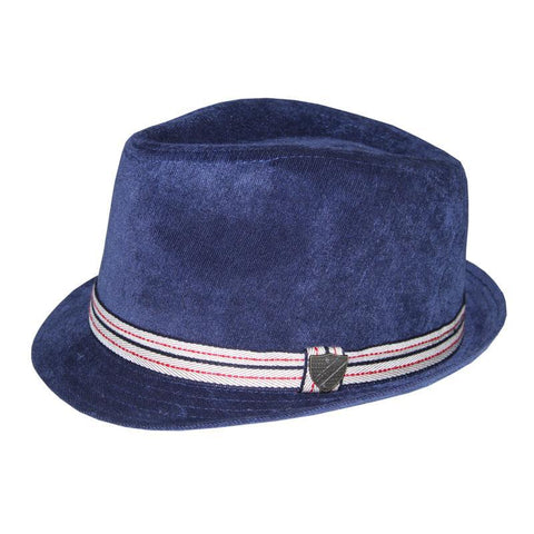 Fore Axel & Hudson Boys Charleston Fedora Hats Fore Inc.