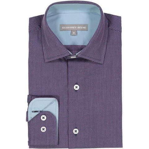 Geoffrey Beene Boys Shirt 182 SHGB9012 Dress Shirts Geoffrey Beene