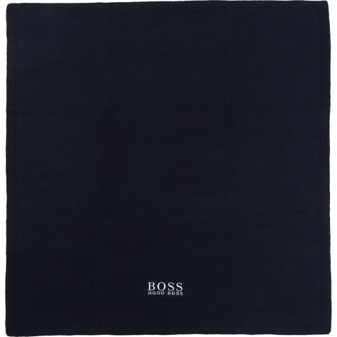 Hugo Boss Baby Navy Blanket Baby Accessories Hugo Boss