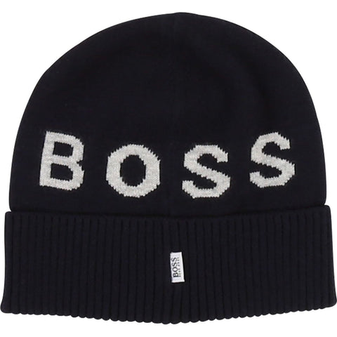 Hugo Boss Baby Pull On Hat 192 J01100 Hats Hugo Boss