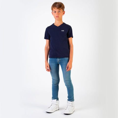 Hugo Boss Boys Basic Short Sleeves V Neck T-Shirt T-Shirts Hugo Boss