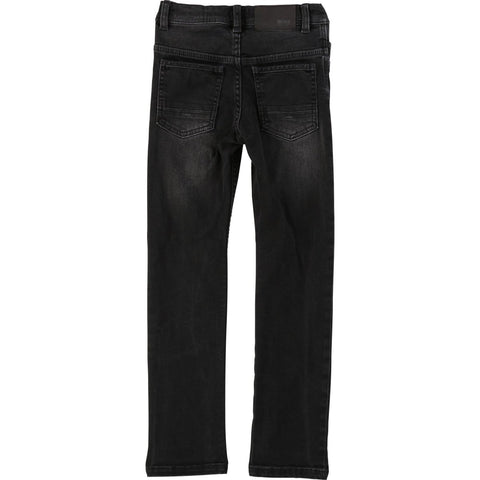 Hugo Boss Boys Black Skinny Jeans Denim Hugo Boss