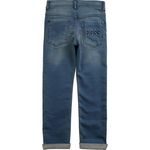 Hugo Boss Boys Denim Jeans Denim Hugo Boss