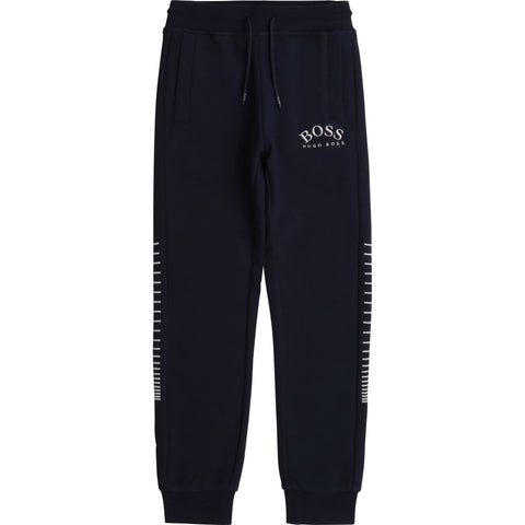 Hugo Boss Boys Jogging Bottoms Sweatshirts and Sweatpants Hugo Boss