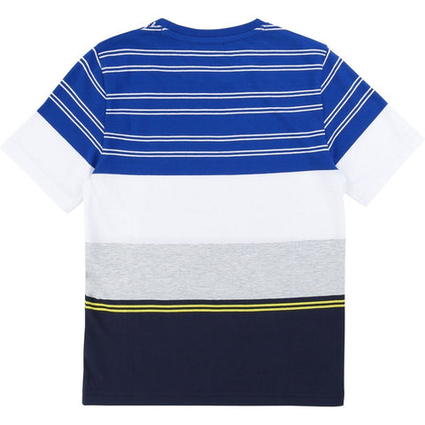 Hugo Boss Boys Short Sleeve T-Shirt T-Shirts Hugo Boss