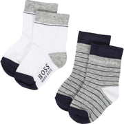 Hugo Boss Toddler Socks J00Z01 Socks Hugo Boss