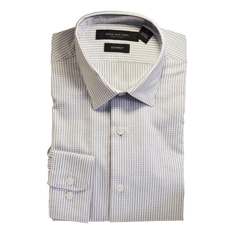 Marc New York Boys Skinny Shirt S0016 Dress Shirts Marc New York