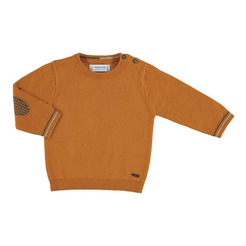 Mayoral Baby Crew Neck Sweater-Mayoral-NorthBoys