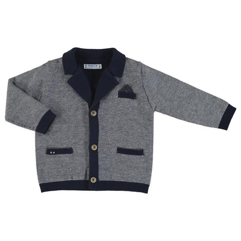 Mayoral Baby Knitted Jacket-Mayoral-NorthBoys