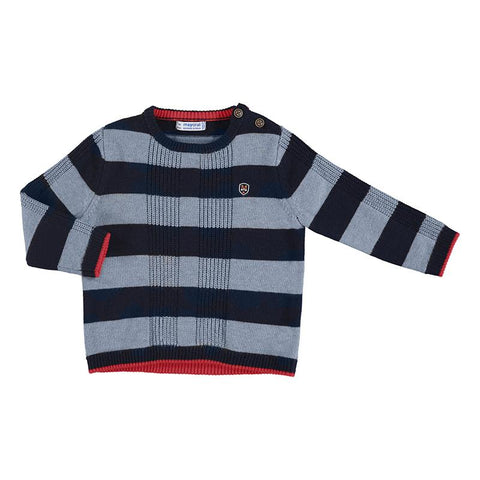 Mayoral Baby Striped Sweater Sweaters Mayoral