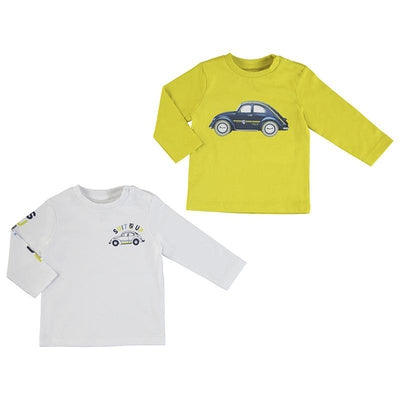 Mayoral Baby T-Shirts Set of 2-Mayoral-NorthBoys