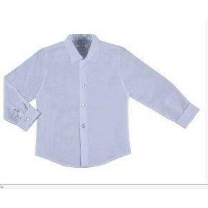 Mayoral Mini Basic linen l/s shirt 181 Dress Shirts Mayoral