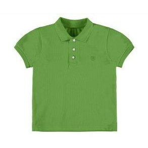Mayoral Mini Basic s/s Polo 181-Mayoral-NorthBoys