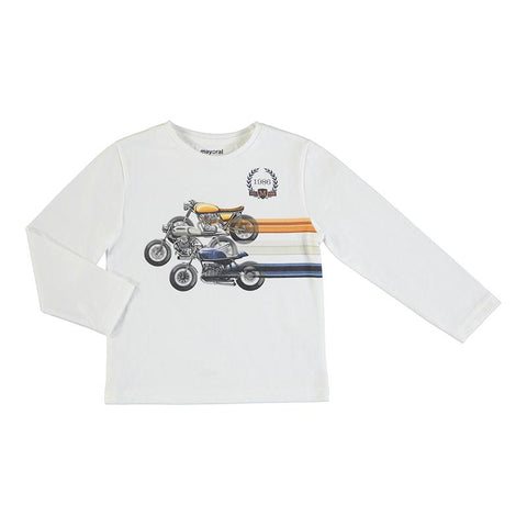 Mayoral MIni Boys Long Sleeve T-Shirt-Mayoral-NorthBoys