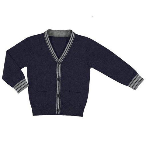 Mayoral Mini Cardigan 182 Sweaters Mayoral Navy 9