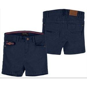 Mayoral Mini Stretch Twill Shorts 181-Mayoral-NorthBoys