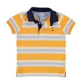 Mayoral Mini Striped Polo 181-Mayoral-NorthBoys