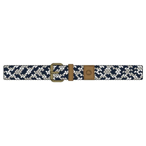 Mayoral Multicolour Navy Braided Belt 10801-Mayoral-NorthBoys