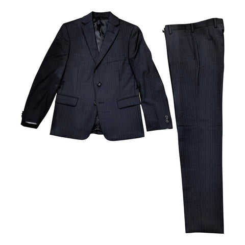 Michael Kors Boys Blue Wool Suit 182 V0363 Suits (Boys) Michael Kors