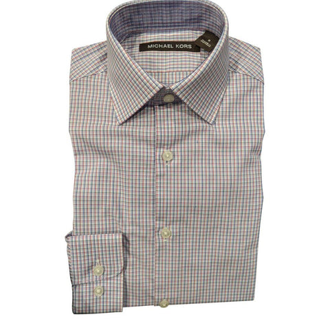 Michael Kors Boys Cotton Shirt 181 Z0200 Dress Shirts Michael Kors