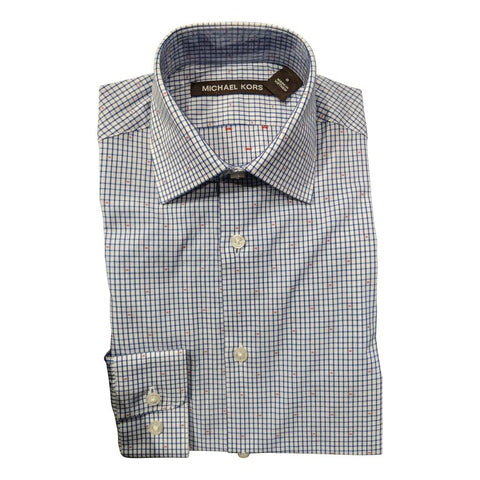 Michael Kors Boys Cotton Shirt 181 Z0208 Dress Shirts Michael Kors