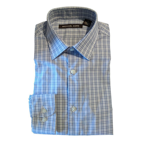 Michael Kors Boys Cotton Shirt 182 Z0234 Dress Shirts Michael Kors