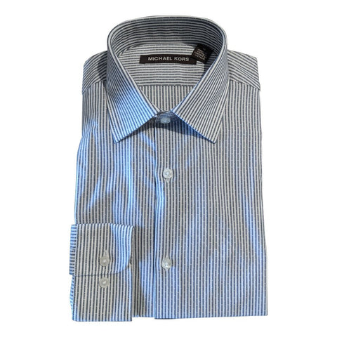 Michael Kors Boys Cotton Shirt 182 Z0237 Dress Shirts Michael Kors