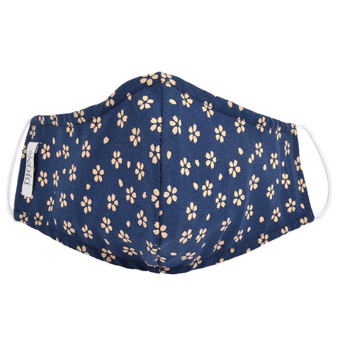 Non-Medical Face Mask Navy Floral (Pre-Order) Face Mask NorthBoys