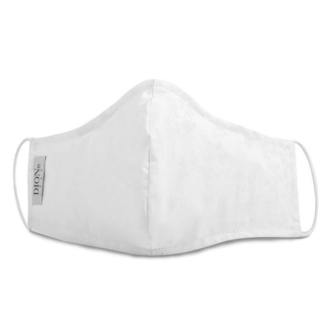 Non-Medical Face Mask Tonal White Face Mask NorthBoys