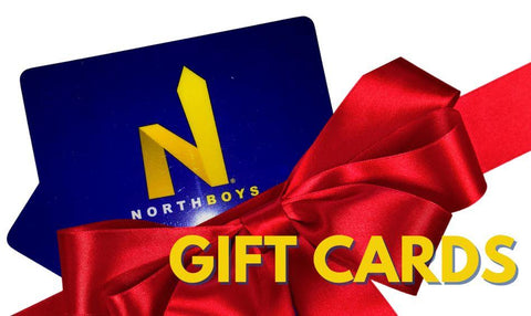 NorthBoys Gift Card Gift Card NorthBoys