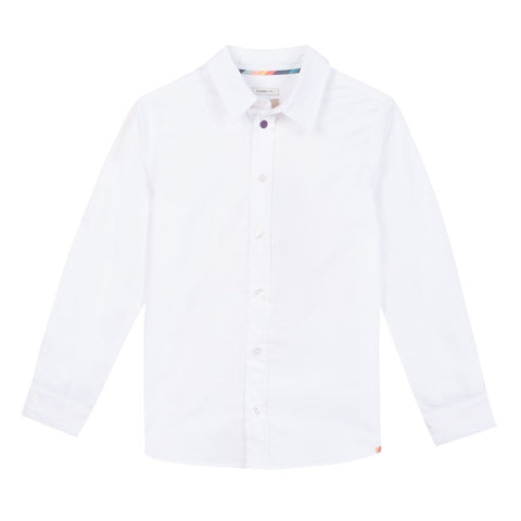 Paul Smith Jr Shirt l/s 181 5L12542 Dress Shirts Paul Smith Jr