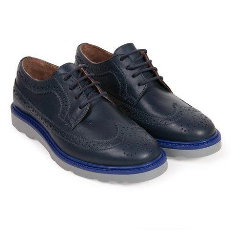 Paul Smith Jr Shoes 181 5L81532 Footwear - Youth - Designer Paul Smith Jr Navy 39