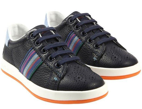 Paul Smith Jr Shoes Rabbit 5H81502 161 Footwear - Youth - Designer Paul Smith Jr